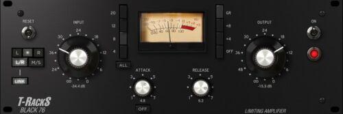 IK Multimedia T-RackS Black 76 - Genuine Serial - Mac & PC - Digital Delivery
