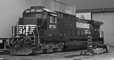 Norfolk Southern GE Diesel Decals N151