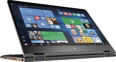 "HP Spectre X360 15-BL012DX 2-in-1 15.6"" 4K Touch-Screen Laptop Core i7 512GB SSD"