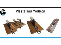 Trowel Wallets protect your expensive Plasterer & Venetian trowels.