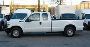 2015 Ford F-250 Extended Cab 2wd gas long box