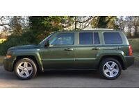 Jeep Patriot CRD Limited 2007