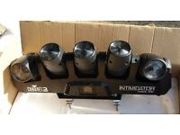 pair of Intimidator Wave IRC from Chauvet
