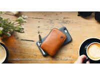 Bellroy Card Pocket Wallet - New - Brown.
