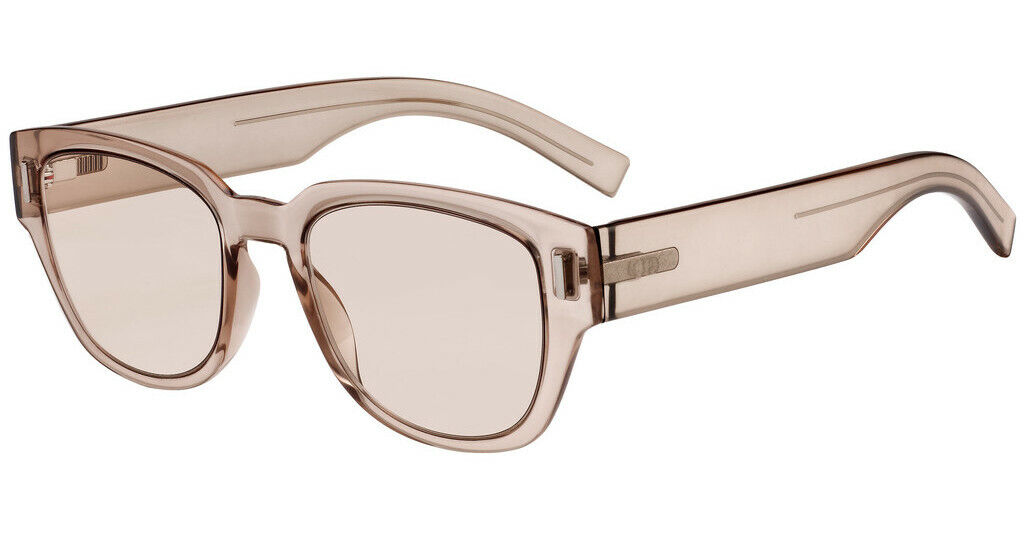 Christian Dior Mens FRACTION3S-0FWM-VC Fraction 50mm Nude