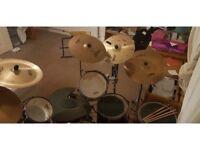 Tama Superstar Hyperdrive Custom Complete Drum Kit