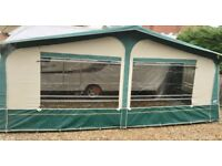 Ventura Atlantic Caravan Awning made by Isabella