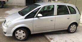Vauxhall Meriva Auto Only 19k miles