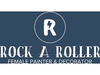 Female Painter & Decorator