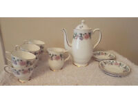 Royal Grafton 'Fragrance' 15 Piece Tea Set