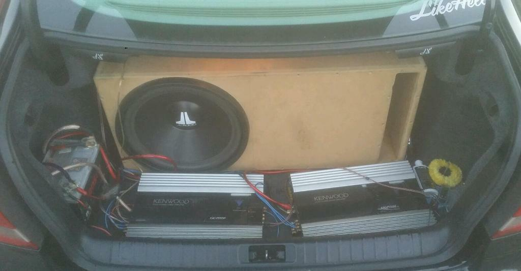 15 jl audio sub two kenwood amps extra battery amp wiring 15 jl audio sub two kenwood amps extra battery amp wiring