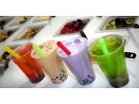 Award Winning Bristol Frozen Yogurt & Bubble Tea Brand For Sale