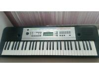 Yamaha keyboard ypt 255