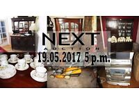 House Clearance with antiques 19.05.17