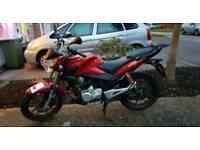 Lexmoto ZSX 125CC Motorbike Motorcycle Ready to Ride Away!