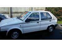 Classic Nissan Micra. Very Low Mileage. 7 months MOT.