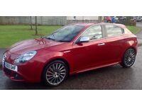 Alfa Romeo Giulietta TCT 1.4TB 170bhp