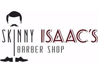 BARBERS WANTED - SKINNY ISAAC'S BARBER SHOP