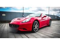 Ferrari California 4.3 2010 model, warranty till nov, magnetic ride, carbon plus many more extras