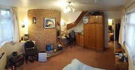 Spacious double room in large friendly house, near Cowley Road, available mid October