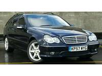 Mercedes C220 Cdi 50323mil 1 owner from 2008