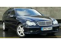 Mercedes C220 Cdi 50322mil 1 owner from 2008