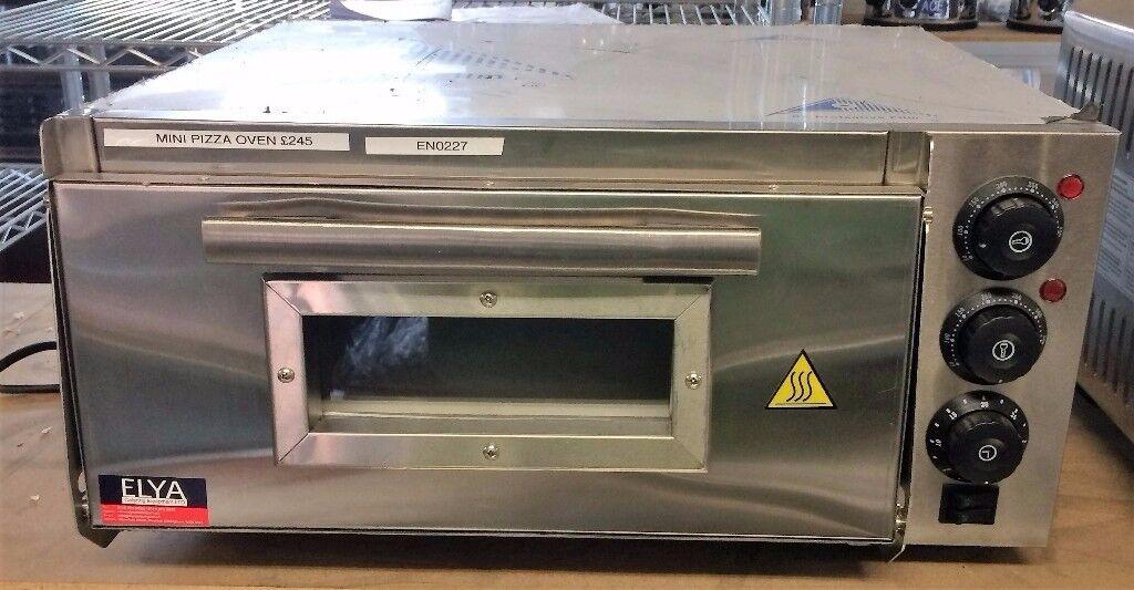 Mini Pizza Oven - en227 (oct)