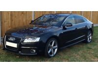 Reduced AUDI A5 - S LINE - 168BHP - only 46K