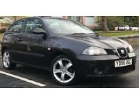 *SEAT IBIZA 1.4 SPORT 2006 *FSH - 10 Stamps Including Cambelt Change @ 78K *MOT *Low Mileage*P/X