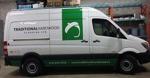 Truck And Van Vinyl Lettering - St. Catherines and Niagara