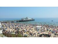 Holiday house in Bournemouth, Dorset, 3 bedrooms, sleeps 7, AVAILABLE AUGUST ONLY