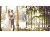 Female professional Wedding Photographer.