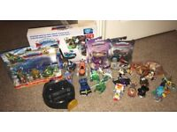 Skylanders Superchargers for iPad/iPhone/iPod Touch with over fifty additional items