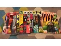 WIRED magazines since 2013