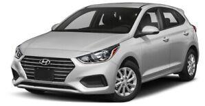 2019 Hyundai Accent Preferred 5 Door Preferred Manual