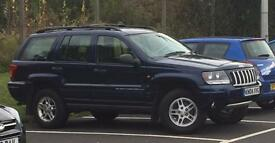 Jeep Grand Cherokee 2.7cdti Mercedes Engine
