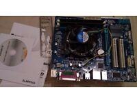 i5 2400, Gigabyte motherboard + 4 GB Samsung RAM