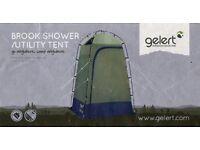Toilet Tent (Gelert Brook Shower/Utility Tent)