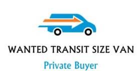 WANTED VAN Traffic/Transit Size