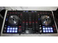 Pioneer DDJ-SX Serato & Traktor DJ Controller