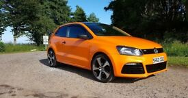 1.2 VW Polo R Line replica