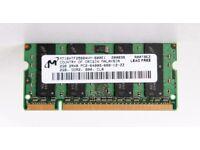 Micron 2GB 800 MHz DDR2 Memory PC2-6400