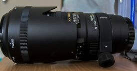 Sigma 70-200mm F2.8 EX DG OS HSM Lens for Nikon - Almost New