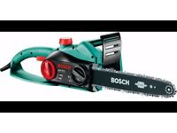 Bosch Chainsaw Electric