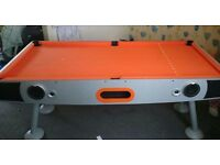 Pool table Lunar MP3 and LED lights