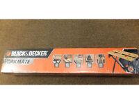 New Black & Decker Workmate Bench WM301