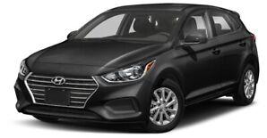2020 Hyundai Accent Essential w/Comfort Package 5 Door Essent...
