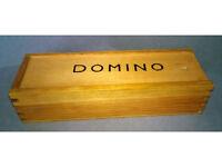 vintage boxed dragon dominoes