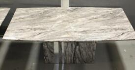 Marble coffee table brand new
