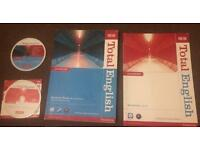 IELTS Exam English preparation books with CDs